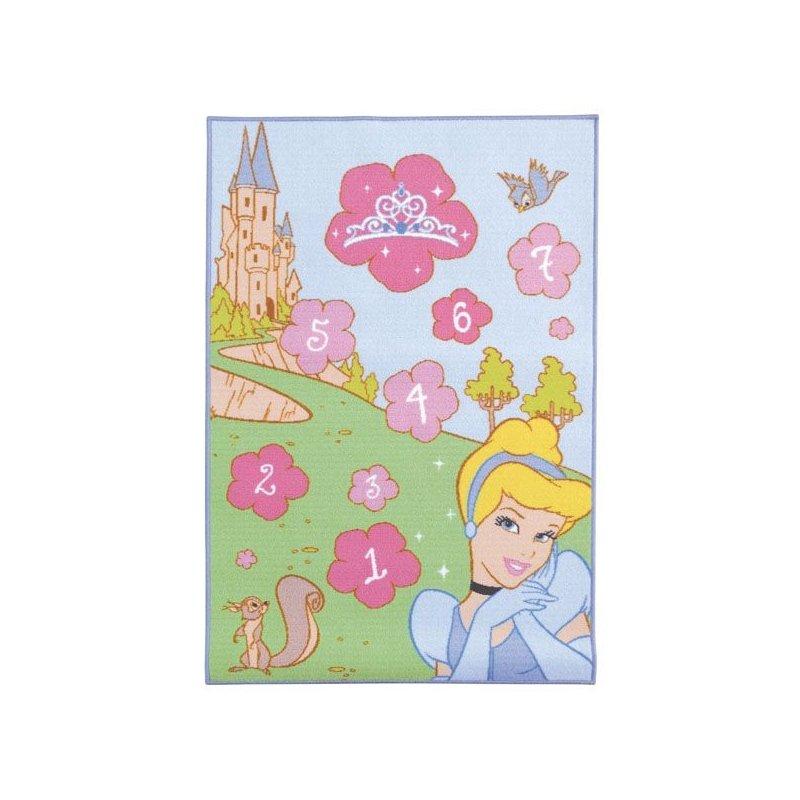 Princesses Disney Tapis Ludique Et D Coratif Marelle