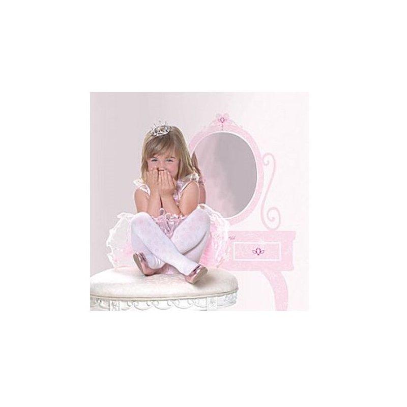 stickers princesses miroir disney commode meuble d coration. Black Bedroom Furniture Sets. Home Design Ideas