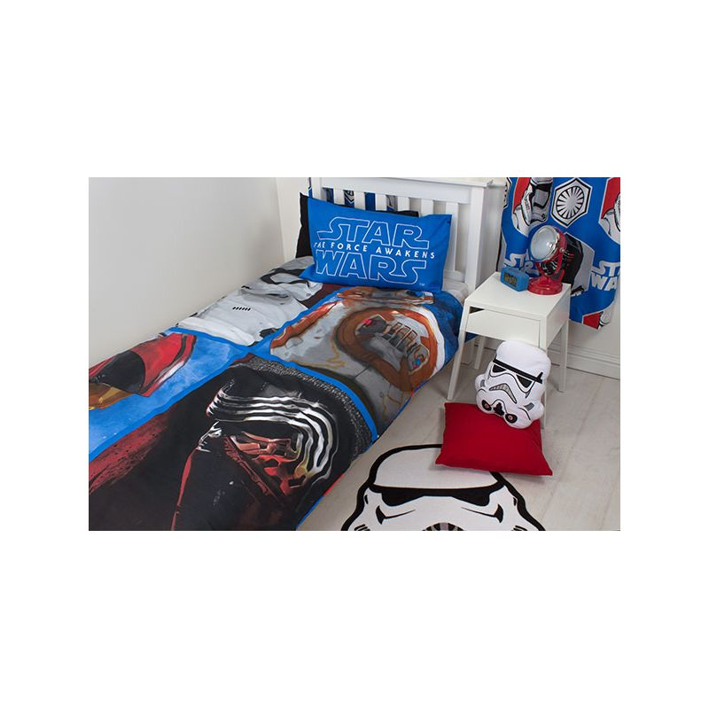 tapis de sol star wars troper carpette descente de lit. Black Bedroom Furniture Sets. Home Design Ideas