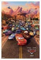 Cars et tous les personnages