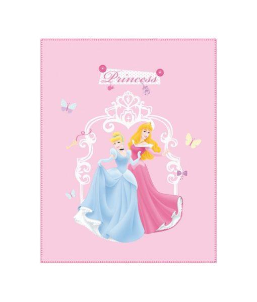 """Plaid Princesses Disney 110x140 cm """"Charms"""""""