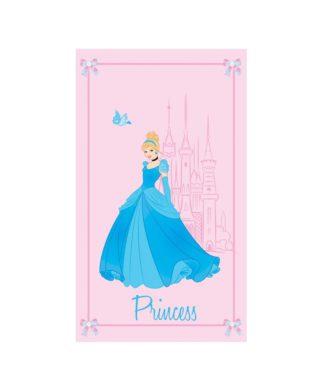 Princesses Disney - Drap de bain velours 70x120 cm