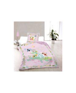 Parure de lit Disney Fairies 100% coton 140x200cm