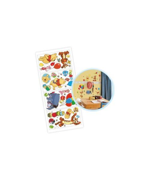 Stickers muraux adhésifs Winnie l'ourson