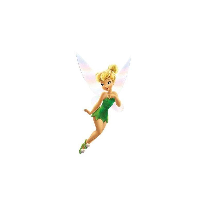Stickers g ants f e clochette grands autocollants disney fairies - Image de la fee clochette ...