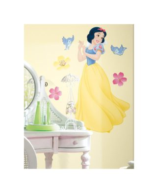 Stickers géants Blanche-Neige - Princesses Disney