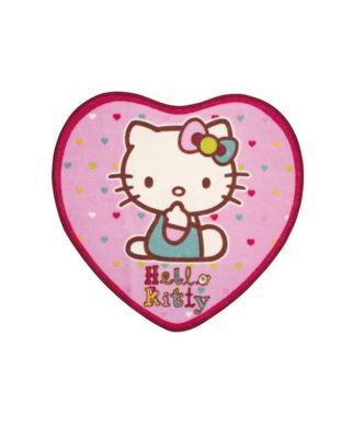 "Tapis de sol Hello Kitty ""Folk"" - 76x73 cm"