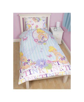 """Parure de lit Fée Clochette """"Cherish"""" 140x200 cm"""