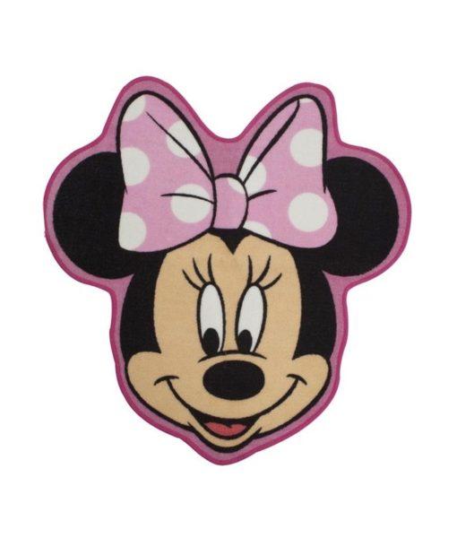 """Tapis de sol Minnie Mouse """"Makeover"""" 72x76 cm"""