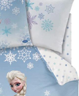 reine des neiges parure de lit housse de couette d coration elsa anna chambre enfant. Black Bedroom Furniture Sets. Home Design Ideas