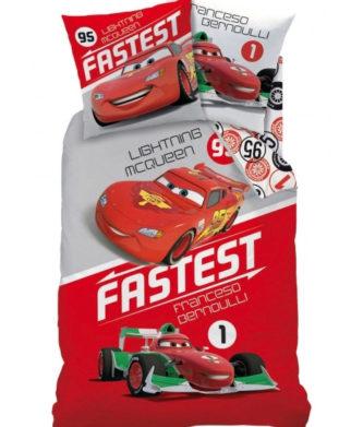 housse-de-couette-cars-fastest