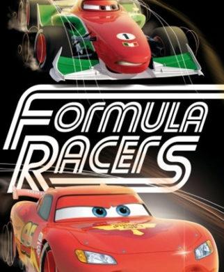 serviette-de-bain-cars-formula-racers