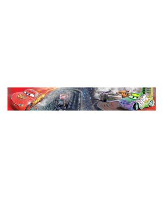 Frise murale Disney Cars - 10,6cm x 5 mètres
