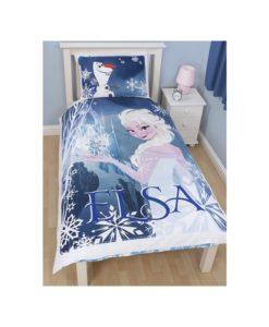 Parure de lit Frozen - La Reine des Neiges 140x200 cm