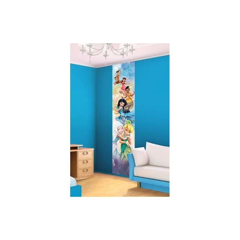 Frise murale verticale disney fairies papier peint for Decoration murale verticale