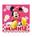 Coussin imprimé Minnie Mouse Perfume 40x40 cm
