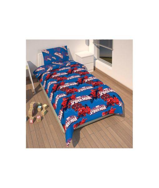 Housse de couette Ultimate Spiderman 140x200 cm