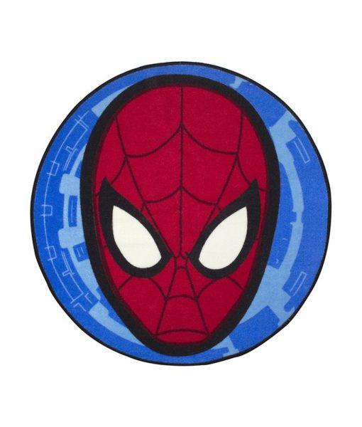 "Tapis Spiderman ""Volant"" 77x80 cm"