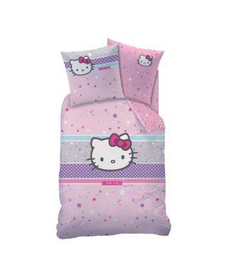 Housse de couette Hello Kitty Ariane pour lit simple
