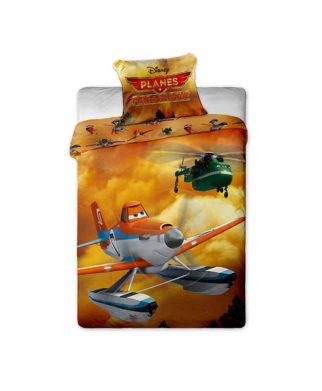 """Housse de couette Planes """"Dusty & El Chupacabra"""" 140x200 cm"""