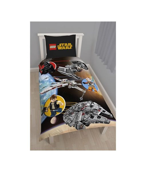 """Housse de couette simple Lego Movie """"Awesome"""""""