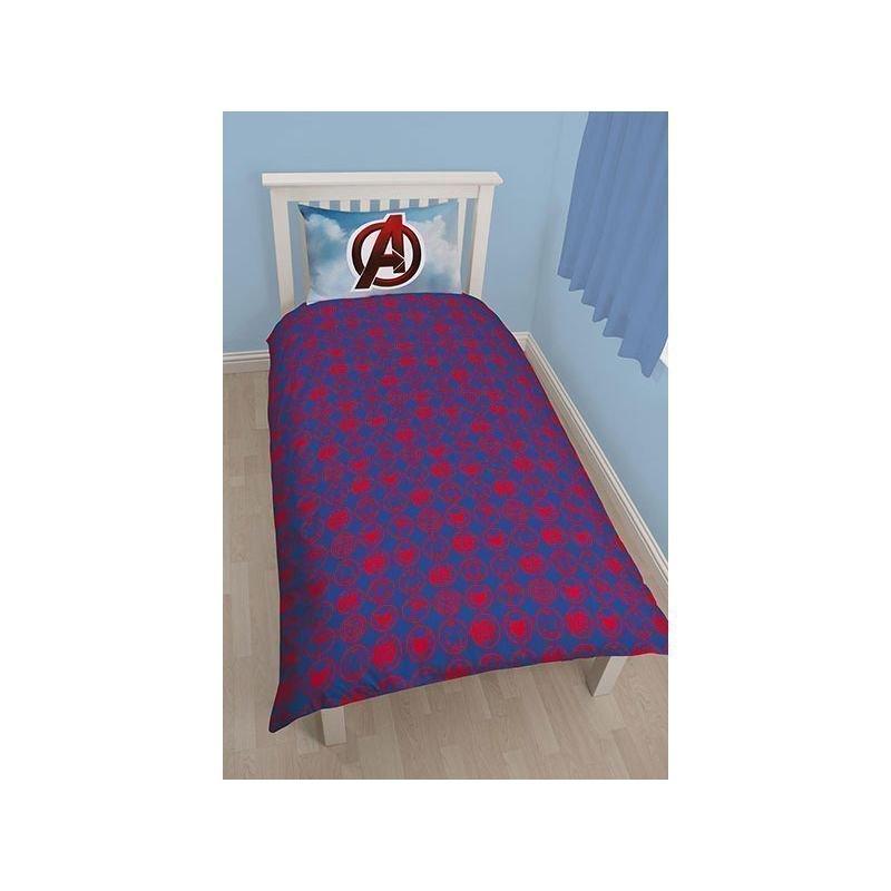housse de couette avengers age of ultron. Black Bedroom Furniture Sets. Home Design Ideas