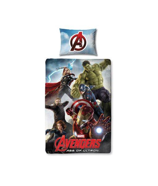 "Housse de couette The Avengers ""Age of Ultron"""