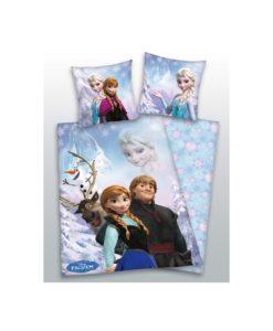 Reine des neiges parure de lit housse de couette - Parure de lit elsa la reine des neiges ...