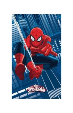 "Serviette de bain Ultimate Spiderman ""Jump"" 70x120 cm"