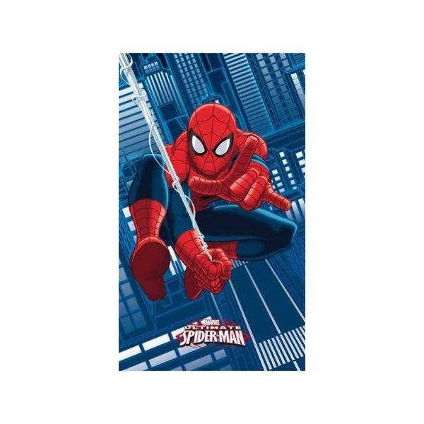 "Serviette de bain Ultimate Spiderman ""Jump"" 70x120 cm"