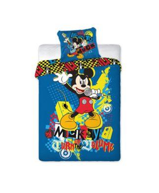 """Parure de lit Minnie Mouse """"Purple"""" 140x200 cm"""