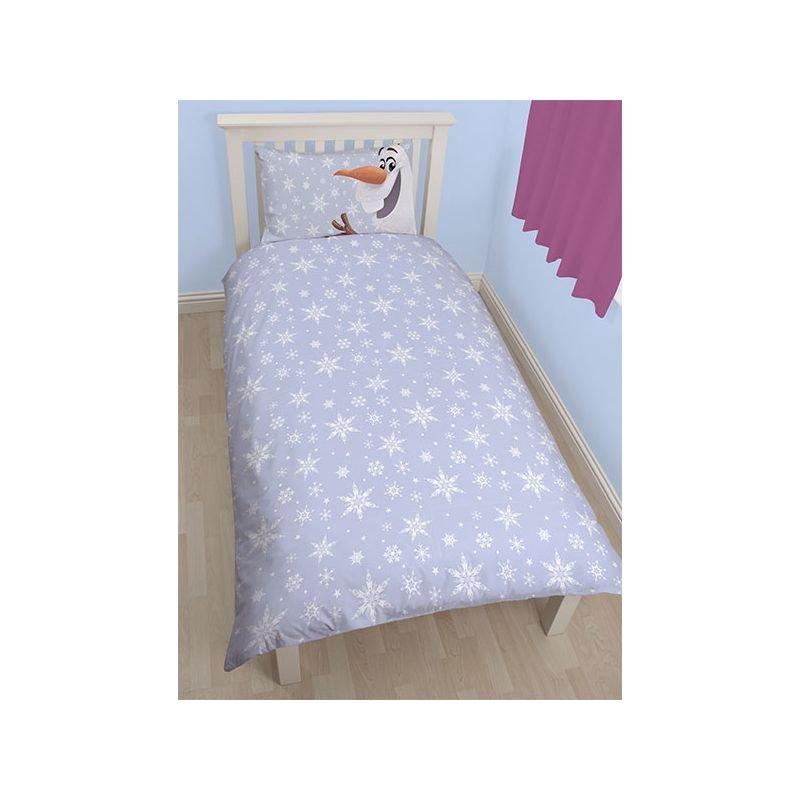 reine des neiges parure de lit pour enfant. Black Bedroom Furniture Sets. Home Design Ideas