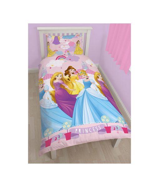 Parure de lit Princesses Disney Enchanting