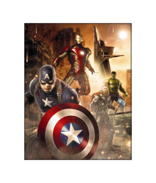 Couverture polaire Avengers Age of Ultron