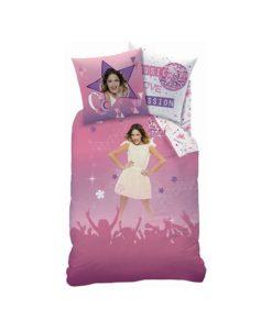Parure de lit Violetta Concert 100% coton