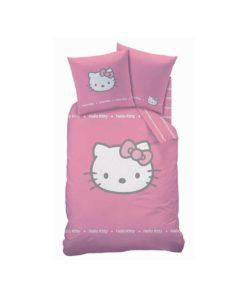 Parure de lit Hello Kitty Betty Pink 140x200 cm