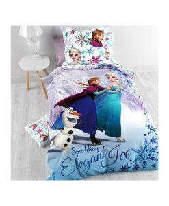 Parure de lit Elsa & Anna Friendship 100% coton