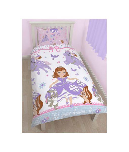 """Parure de lit Princesse Sofia """"Wings"""""""