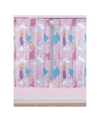 Parure de rideaux Princesses Disney Dreams 183 cm
