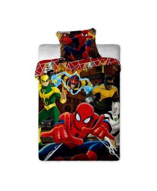 Parure de lit Spiderman Hero 100% coton