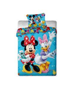 Mickey parure de lit minnie housse de couette enfant - Housse de couette mickey et minnie adulte ...