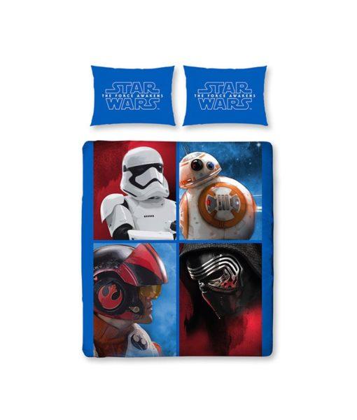 drap de lit double Star Wars Divider - 200x200 cm