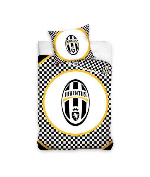 Parure de lit Juventus Squared 100% coton