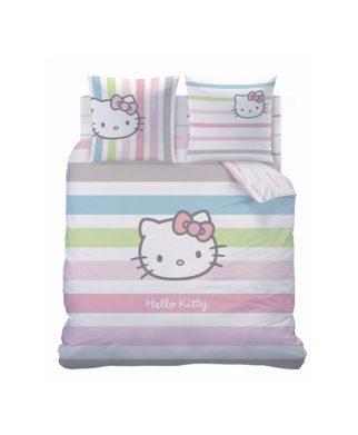 Parure de lit Hello Kitty Ivana - 240x220 cm