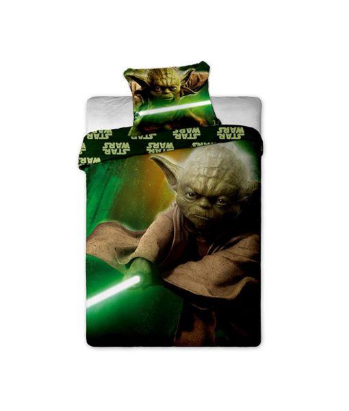 Parure de lit Star Wars Yoda 140x200 cm