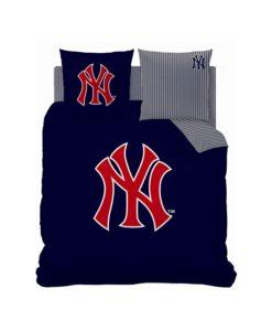 Parure de lit New York Yankees Classic 200x200 cm