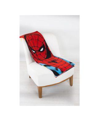 Couverture polaire Marvel ironman, spiderman, hulk, captain america