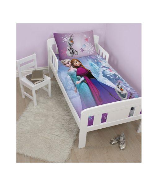 Parure de lit junior Reine des Neiges Forever 120x150 cm