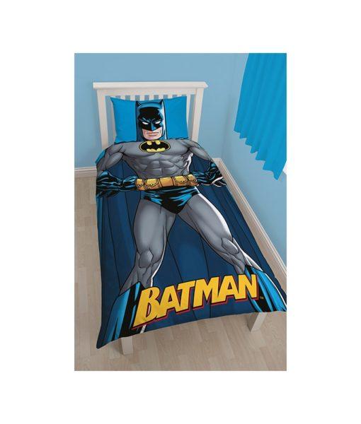 Parure de lit Batman Shadow - Housse de couette + taie