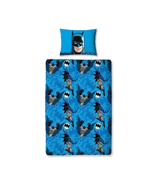 linge de lit Batman Shadow - Housse de couette + taie